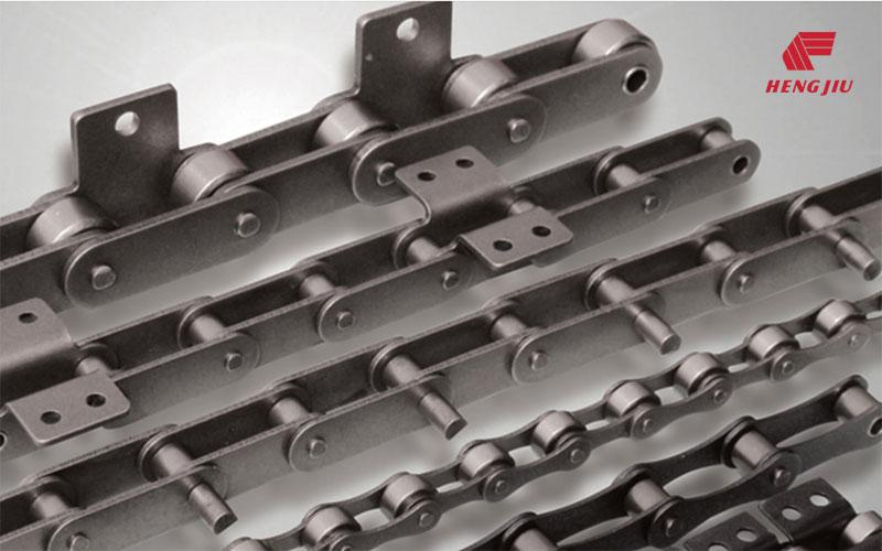 双节距滚子链及附件