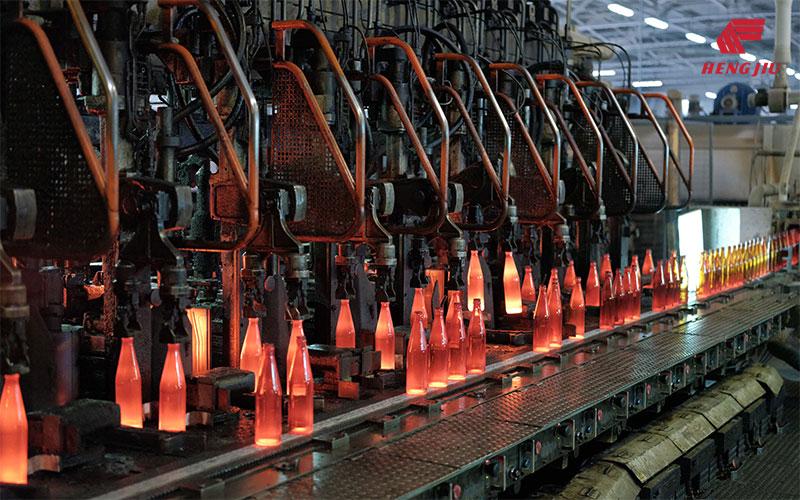 啤酒瓶、玻璃器皿生产过程使用